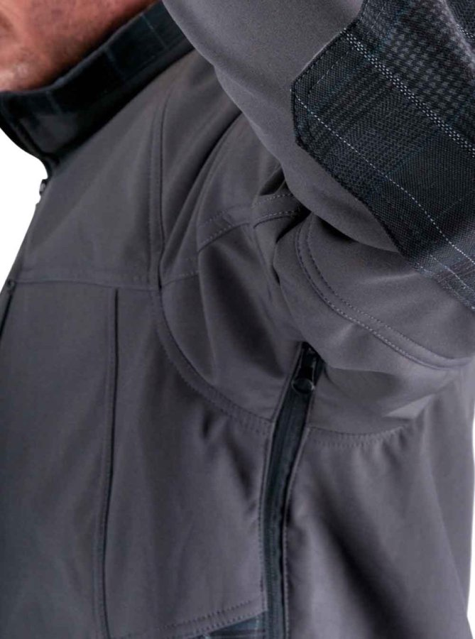 OLZA SOFTSHELL kabát  c0174f01a1