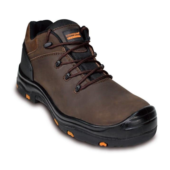 Topaz s3 src hro barna hőálló talpú védőfélcipő kompozit