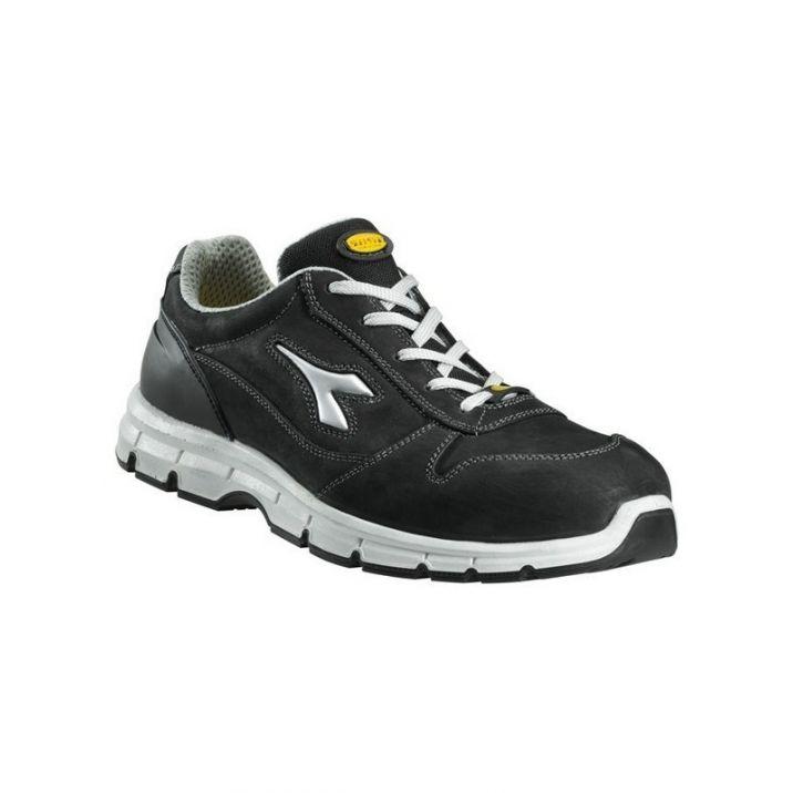 Diadora Run S3 SRC ESD Védőcipő - fekete