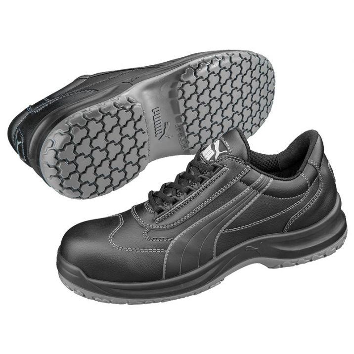 Puma Clarity Low Black S3 SRC Védőcipő