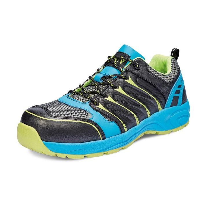 A Coach munkavédelmi cipő láthatósági elemekkel is felszerelt biztonsági félcipő, melynek antisztatikus és energiaelnyelő tulajdonságai, fokozzák a láb védelmét.