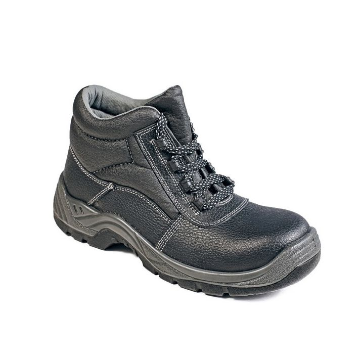 Azurite S3 orrborításos cipő 35 fekete   Lumax Pro